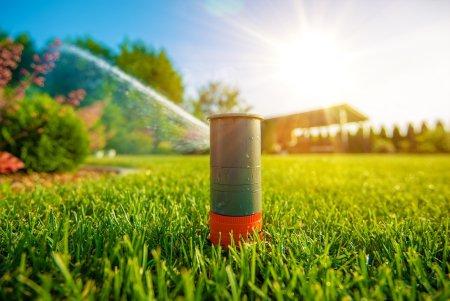 sprinkler system installation Brigham City